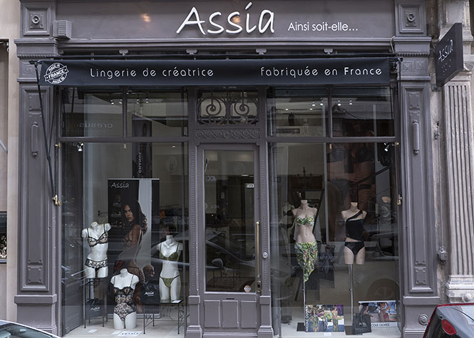 ASSIA Lingerie Shop